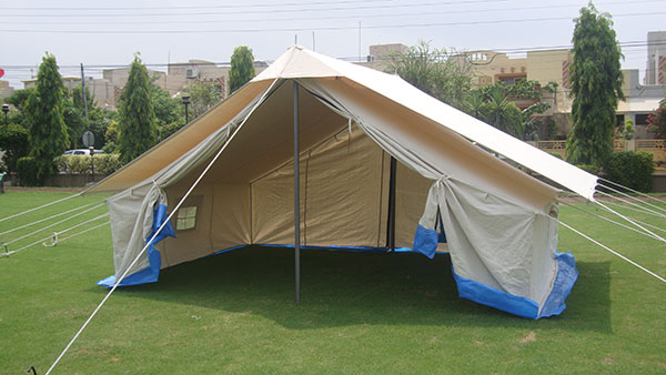 Double Fly Family Tent