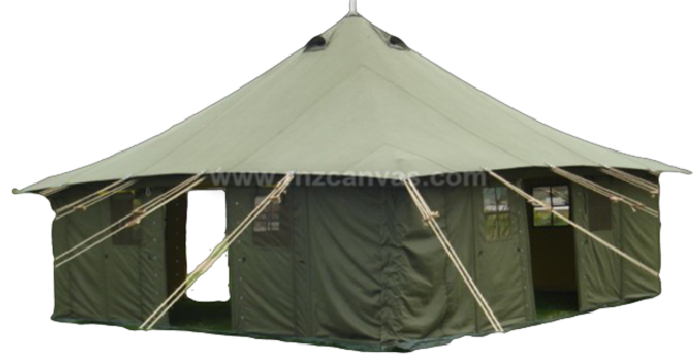 Center Pole Army Tent