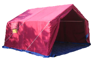 Officer Tent / Frame Tent